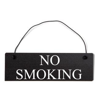 No smoking Dekoschild Türschild